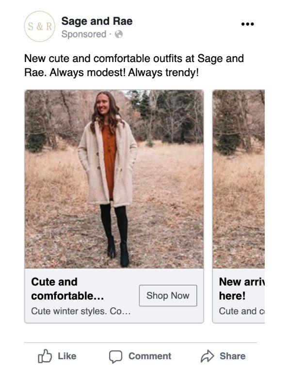 Swank Design Digital Ads Facebook
